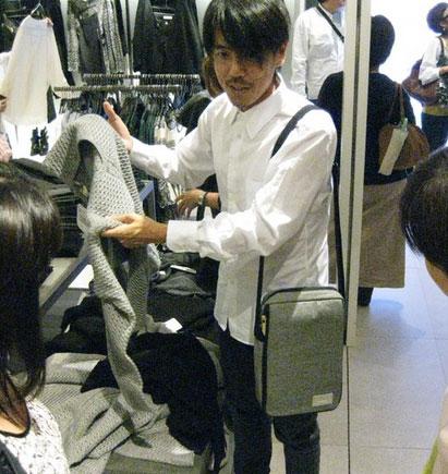 ファッションおっさんレンタル