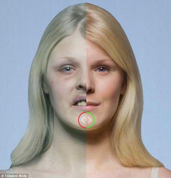 喫煙者と非喫煙者