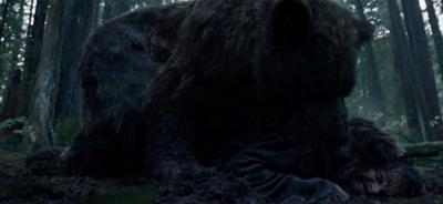 レヴェナント熊